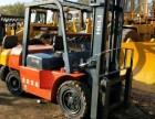供应二手国产品牌叉车 合力K50叉车 5吨二手合力内燃叉车