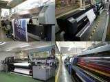 石家庄大型绢布写真布喷绘进口机器纯工厂