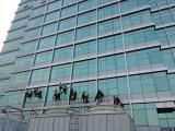 河北衡水专业高空工程外墙清洗 玻璃幕墙清洗 高空安转拆除装