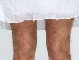 怎样去除腿毛不再长出达到永久脱毛的效果