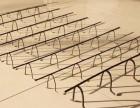 如何处理生锈的钢筋铁马凳