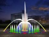旱地喷泉安装设计