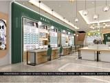 郑州德尚装饰眼镜店装修设计与制作