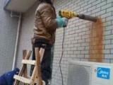 罗湖水贝工程打孔 承接空调油烟机楼板地漏楼板家庭打孔服务