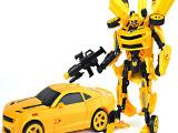 德馨变形金刚 擎天柱 大黄蜂模型玩具 变形机器人