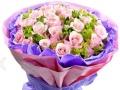 调兵山市玫瑰鲜花专业定制各种生日鲜花免费配送全区定