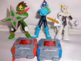 儿童动漫玩具 洛克人可动人偶 组合装 特