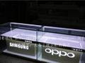 新款华为手机柜台三星体验台联通受理台OPPO收银台