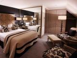 南通叠石桥酒店布草生产厂家 宾馆客房床上用品格子类四件套