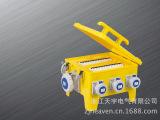 批发 工业防水插座箱 两排移动箱 航空插座16A-63A 检修电