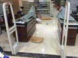服装母婴店超市防盗门 超市声磁防盗安检门 母婴店防盗报警主机