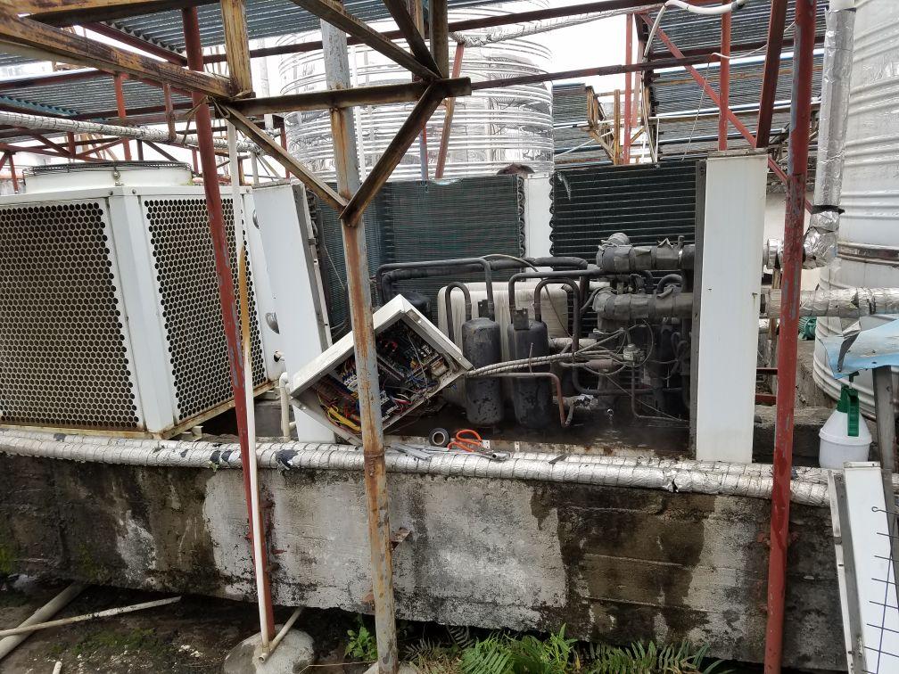 三洋空调维修大连海尔空调维修