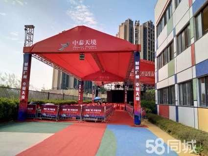 惠州庆典用品演出物料租赁,桌椅租赁,移动厕所租赁