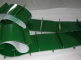 绿色pvc输送带,环形绿色皮带,平面pvc传送带