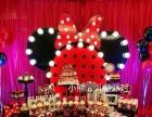 清远气球装饰 情人气球布置 婚礼庆典宝宝宴气球布置