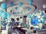 洛阳西工婚庆气球装饰 洛龙婚房气球 涧西婚礼气球布置