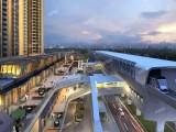 地铁出口必经商业 大型商圈