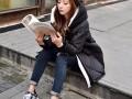厂家处理库存棉服羽绒服北京最便宜女装棉服羽绒服在哪里批发服装