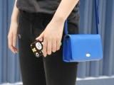 法蒂希皮革多功能长款钱包手机包相机单肩斜挎iphone5/note2