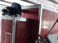 高温烤漆房 高温固化炉 塑粉回收机 喷塑设备专用高