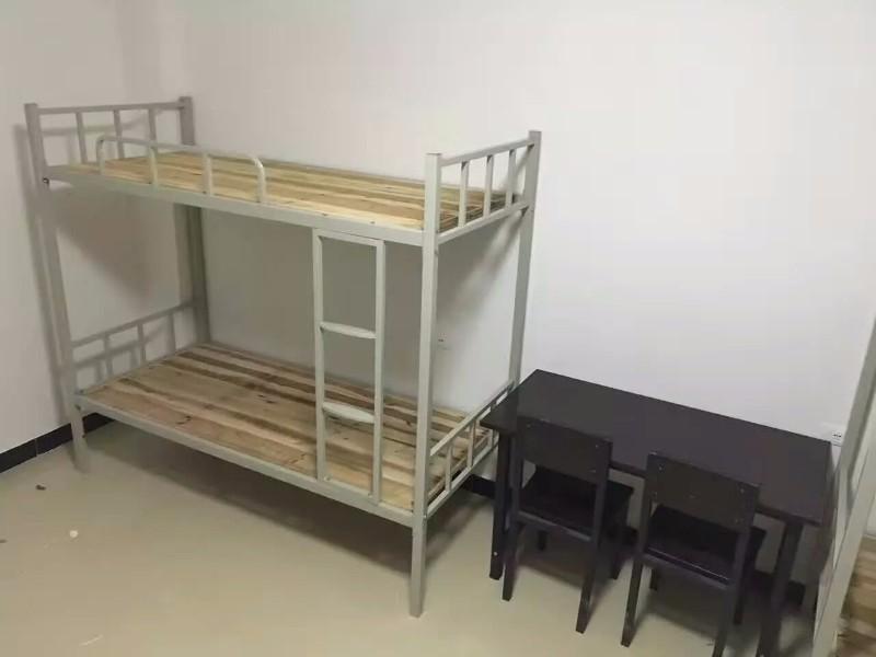 铁床 重庆铁床 学校铁床 双层铁床 校园双层铁床批发厂家直销