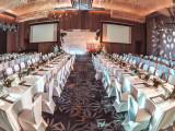 楼盘开业促销楼盘发布会生日宴会企业年会同事聚餐