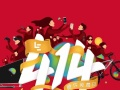 乐视红色414,硬件免费日活动(恒大城店)