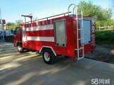 二手退役消防车多少钱一辆