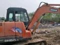 斗山 DX80 挖掘机  (个人转让挖掘机)
