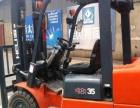个人柴油合力三吨杭州叉车低价转让。