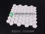 博迈陶瓷直供丨95氧化铝衬片丨95高铝衬片丨95氧化铝陶瓷片