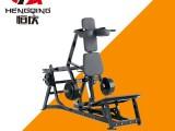 云南保山商用健身器材健身房力量器械悍马系列V型深蹲训练器