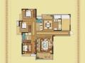 茂业天地 高层景观房 137平三室两厅两卫 仅售142万