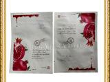 厂家供应 面膜铝箔袋 真空包装复合铝箔袋 白色面膜袋