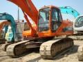 二手斗山220挖掘机低价出售