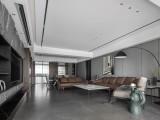 贵阳现代轻奢风格 室内装饰设计案例效果图