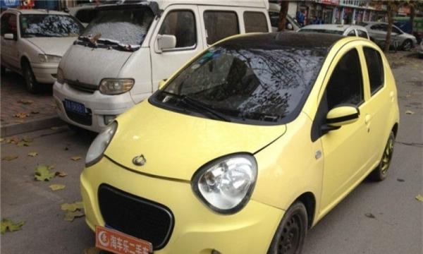 吉利熊猫2009款 1.0 手动 灵动版 本市个人车,无事故,1.3排量