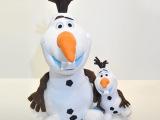 第一厂家直销 现货60CM 新款冰雪奇缘雪人Olaf毛绒公仔玩具