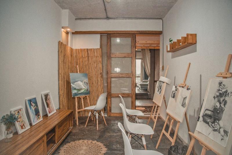 长沙零基础成人学画画到90度画室