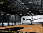 成都青羊区室内篮球馆 羽毛球馆 每时运动馆荣德广场店