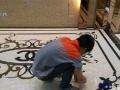 瓷砖美缝,墙砖地砖美缝,让您的地板瓷砖光亮无垢