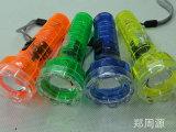 小手电筒 促销小礼品   露营手电筒 照明工具  厂家直销 塑料