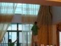 酒店宾馆,家庭办公地毯、窗帘、沙发、水晶灯专业清洗