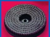 供应尼龙圆盘刷.钢丝圆盘毛刷.抛光除尘圆盘刷.可旧盘翻新