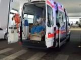 中山市江门市佛山市转运香港籍重症病人回港的香港中港救护车出租