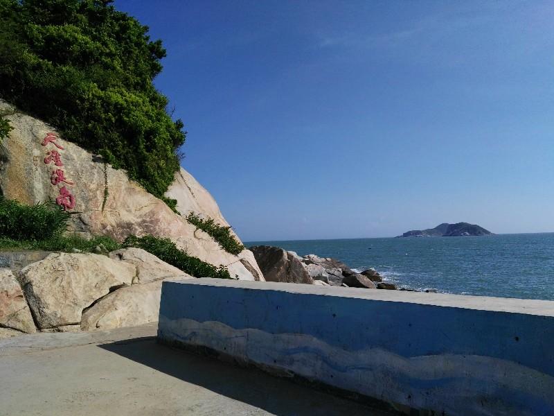 东山岛苏峰山马銮湾二日游包车服务商