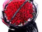 大连鲜花店99支玫瑰花束同城免费配送圣诞节礼品