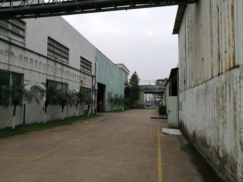 14700平方自带排污系统五金厂房出售