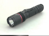 厂家批发 强光充电手电筒户外充电LED手电筒 10W