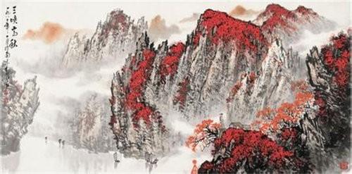 2018年魏紫熙字画可以出国交易吗